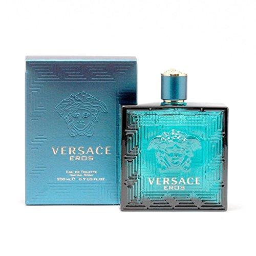 Versace Eros Men - Edt Spray 6.7 OZ : Beauty