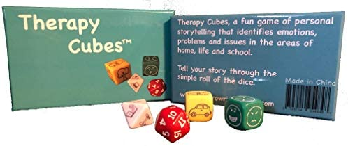 Therapy Cubes: Toys & Games