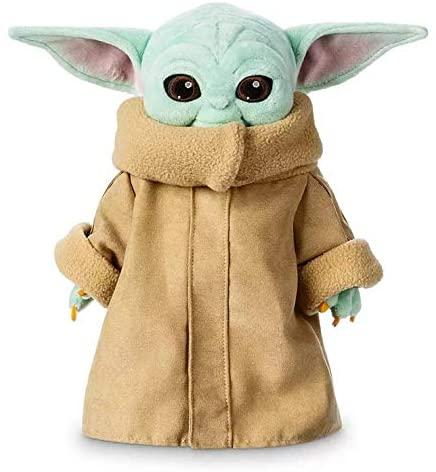 Plush Toys Kids Yoda Plush Dollfor Birthday Gift,Children's DayEaster (12inch) ByPurple Team: Toys & Games