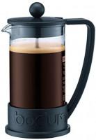 BODUM Brazil 10948-01-10 Cafetière 3 Cups 0.35 L Unbreakable PC: Home & Kitchen