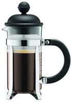 Bodum 1913-01SA-10 CAFFETTIERA French Press Coffee Maker, 3 Cup, 0.35 l, Plastic, Clear: Kitchen & Dining