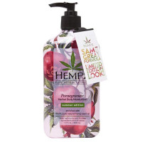 Hempz Limited Summer Edition Pomegranate Body Moisturizer 17 oz : Beauty