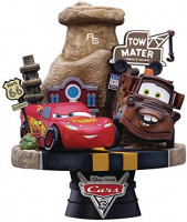 Beast Kingdom Cars Ds-009 D-Select Series Statue: Toys & Games