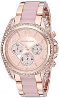 Michael Kors Women's Blair Quartz Watch with Stainless Steel Strap, Multi, 20 (Model: MK6763): Watches