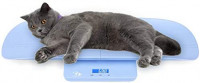 Mindpet-med Digital Pet Scale, Baby Scale, with 3 Weighing Modes(kg/oz/lb), Max 220 lbs, Capacity with Precision up to ±0.02lbs, Blue, Suitable for Infant, Puppies, mom, Pregnant Cats and Dogs : Kitchen & Dining
