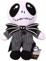MEKBOK Nightmare Before Christmas Baby Jack Skellington 8 Plush Doll (A): Toys & Games