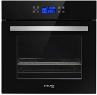 """GASLAND Chef 24"""" 2.3Cu.f Multi-functional Built-in Tempered Glass Electric Single Wall Oven, 24-Inch 240V 3200W 11 Cooking Function Electric Oven with Digital Touch Control and 3-Layer Glass Window: Appliances"""