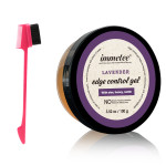 Carol's Daughter Black Vanilla Moisture & Shine Edge Control Smoother For Dry Hair and Dull Hair, with Aloe and Honey, Clear Edge Smoother, Edge Tamer, 2 oz (Packaging May Vary) : Beauty