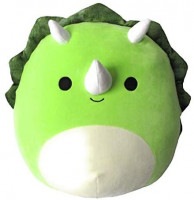 """SQUISHMALLOWS 16"""" Tristan The Triceratops: Toys & Games"""
