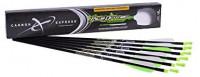 Carbon Express Piledriver Crossbolt 20in. Moon 6pk 52140 : Crossbow Bolts : Sports & Outdoors