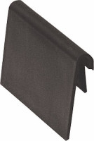"""Quantum Storage ELH410 24-Pack Extended Label Holders, 10 Degree Angle, 4"""" x 2-1/4"""", Black: Industrial & Scientific"""