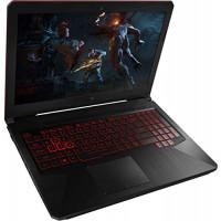"""ASUS TUF Gaming 15.6"""" Full HD FX504GE-BS73 Intel Core i7-8750H, 8GB DDR4, 128GB SSD, 1TB HDD, NVIDIA GeForce GTX 1050 Ti (4GB GDDR5) WIndows 10: Computers & Accessories"""