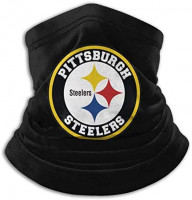 Neck Warm Scarf Pittsburgh Passion Stee-Lers Scarf Dust Mask Bandanas Scarf Face Mask Face Cover Neck Gaiter Unisex-Black3 Face Mask With Filters Made In USA-one_color Made In USA-face mask-: Clothing