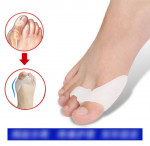 Foot Fix. Big Toe Bone Corrector. Silicone with Venting Holes.