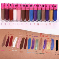 Matte Liquid Lipstick Set, Spdoo Long Lasting High Pigmented Velvet Lip Gloss Kit 15 Colors : Beauty