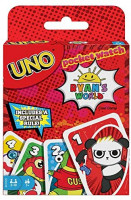 UNO: Ryan's Mystery Playdate - Card Game: Toys & Games