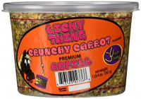 Uncle Jimmys Licky Thing, Crunchy Carrot, 1 Pound 4 Ounce: Pet Supplies