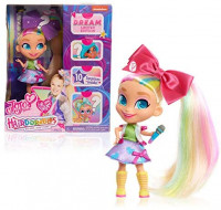 Jojo Loves Hairdorables - D.R.E.A.M. Limited Edition Doll, Hairdorables JoJo Doll Style A: Toys & Games