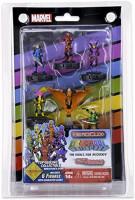 Marvel HeroClix: Mercs 4 Money Fast Forces ( 6 Figures ) Wizkids 72186: Toys & Games