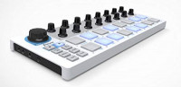 Arturia BeatStep USB/MIDI/CV Controller and Sequencer: Musical Instruments
