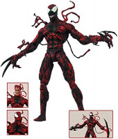 Diamond Select Toys Marvel Select Carnage Action Figure(Discontinued by manufacturer): Toys & Games