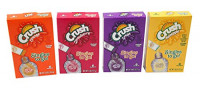 Crush Singles To Go Low Calorie Drink Mix Variety Pack : Grocery & Gourmet Food