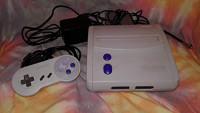 Super Nintendo NES System - Mini Redesign (Renewed): Video Games
