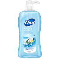 Dial Body Wash, Coconut Water, 32 Fluid Ounces : Beauty