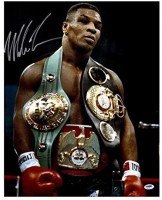 Mike Tyson Poster Autographed Wall Decor 24x36 Inches Art Print Photo Paper Material Unframed: Posters & Prints