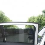 Frame Curtains for Car
