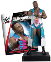 Hero Collector WWE Championship Collection | Big E with Magazine Issue 21 by Eaglemoss: Toys & Games