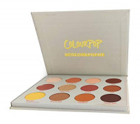 ColourPop - Pressed Powder Shadow Palette - Yes, Please!: Beauty