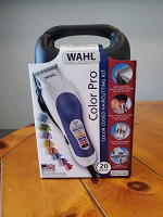 Wahl 79400-800 Colour Pro Mains Hair Clipper Shaver Trimmer Kit New: Health & Personal Care