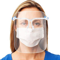 10pcs Face Shields Set with, Face Shields Set with Anti Fog Shields and Glasses for Man and Women to Protect Eyes and Face : Beauty