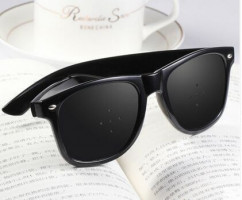 Pinhole Glasses. To Improve Eyesight.